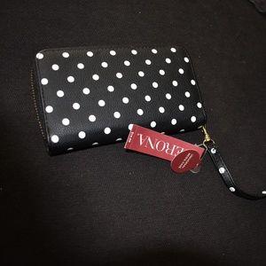 NWT Merona Wallet
